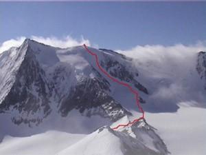 Le Mt Blanc de Cheilon