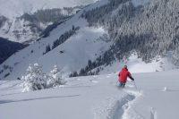 Ski à Combloux