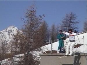 Snowpark improvisé