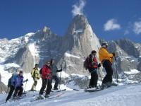 """The goat's step"" ou Les ingénus font du ski"