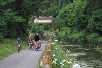 En passant par la Lorraine avec mes vélos