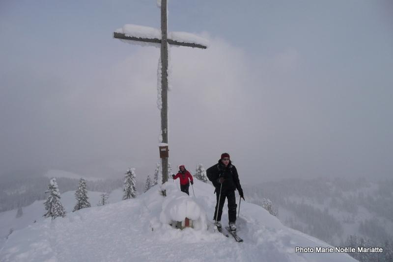 JessiK au sommet