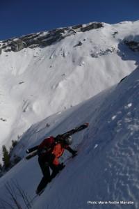 Compte-rendu alambiqué et à rallonge d'une initiation au Grand Ski Oxygéné