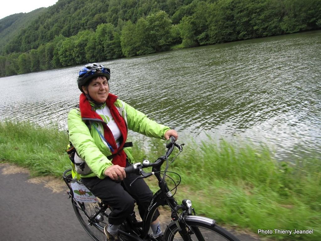 Sylvie et son Magic Bike