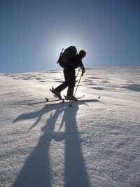 Le ski de rando selon Saint Augustin