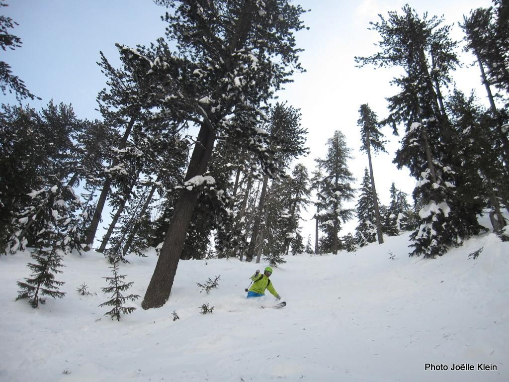oxygene ecole de ski