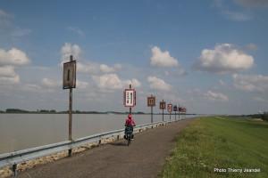 Un sorte de rébus sans doute pour faire passer le temps aux bateliers du Danube ?