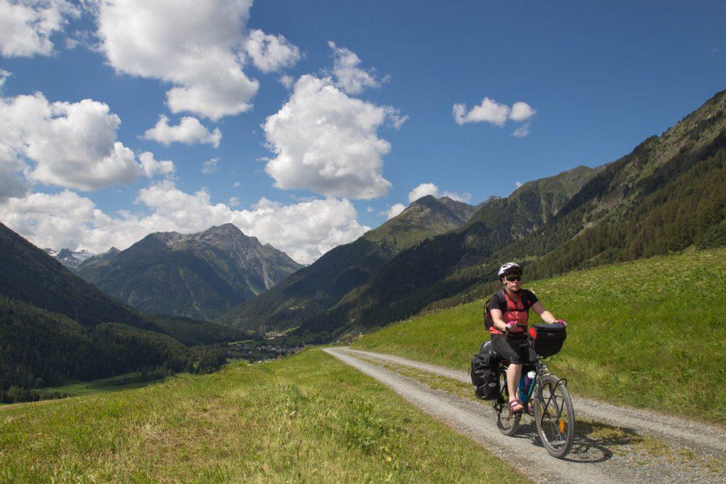 """La montée à Guarda, l'étape """"alpine"""" du voyage"""
