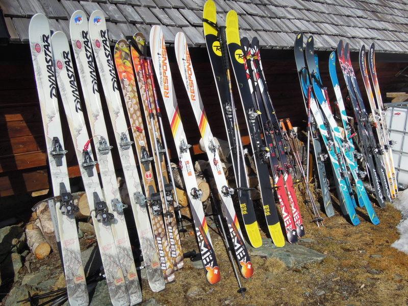 couteau ski de rando