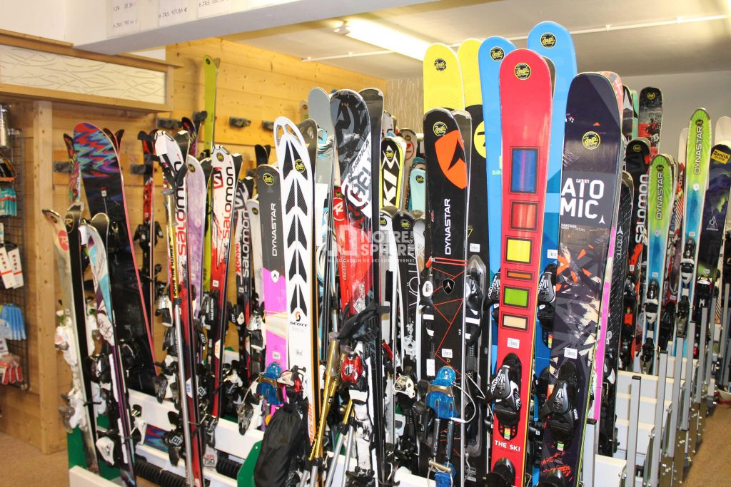 Matériel de ski: acheter ou louer ? SKI CLUB OXYGENE