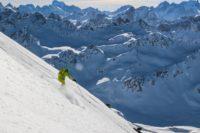 Freerando en Maurienne