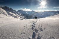 Le Tour du Mont Blanc aux herbes de Provence