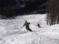 Grand ski à Chamonix