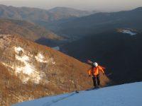 Ski Instructors Recycling