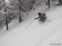Reality snow à Clavière