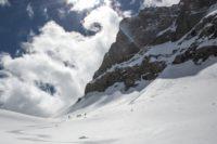 raid à skis cool en Helvétie