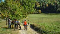 Un week-end à cheval et à vélo